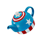 Marvel Teapot I Am Captain America