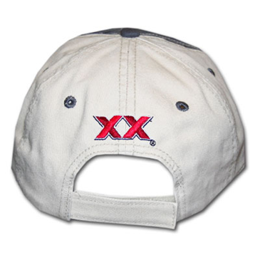 Dos equis striped bottle opener grey adjustable hat for for Dos equis t shirt urban outfitters