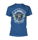 Gas Monkey Garage T-shirt Lightning Bolts