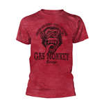 Gas Monkey Garage T-shirt Custom Hot Rods