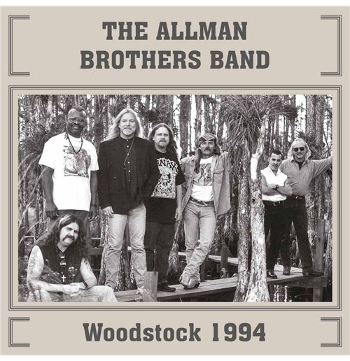 Vynil Allman Brothers Band (The) - Woodstock 1994 (2 Lp)