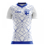 2018-2019 Finland Home Concept Football Shirt