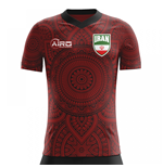 2018-2019 Iran Away Concept Football Shirt