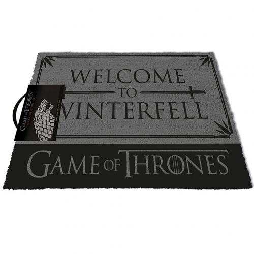Game Of Thrones Doormat Winterfell