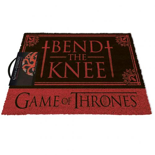 Game Of Thrones Doormat Bend The Knee