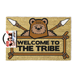 Star Wars - Welcome To The Tribe Ewok Doormat