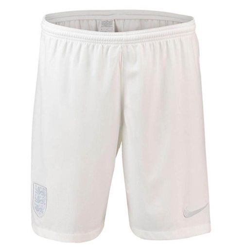 2018-2019 England Nike Away Shorts (White)
