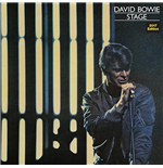 Vynil David Bowie - Stage (3 Lp)