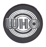 The Who Standard Patch: Circles