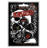 The Exploited Plectrum Pack: Skull
