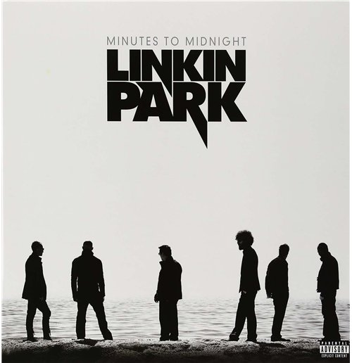 Vynil Linkin Park - Minutes To Midnight