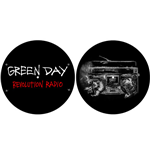 Green Day Slipmat Set: Revolution Radio
