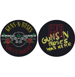 Guns N' Roses Slipmat Set: Los F'N Angeles / Was Here