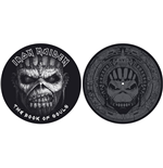Iron Maiden Slipmat Set: The Book Of Souls