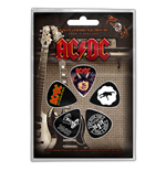 AC/DC Plectrum Pack: Highway / For Those / Let There
