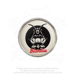 Blondie Pin Badge: Pollinator
