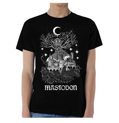 Mastodon Men's Tee: Quiet Kingdom (Ex Tour)