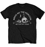 Bring Me The Horizon Men's Tee: Happy Song