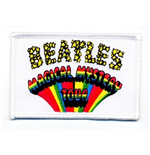 The Beatles Standard Patch: Magical Mystery Tour (Iron On)