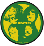 The Beatles Standard Patch: Let it Be (Iron On)
