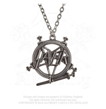Slayer Pendant: Pentagram Logo