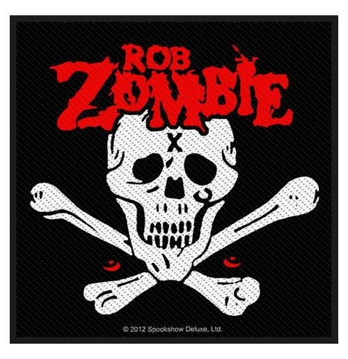 Rob Zombie Standard Patch: Dead Return (Loose)