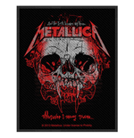 Metallica Standard Patch: Wherever I May Roam (Loose)