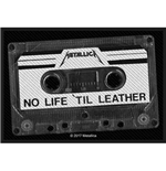 Metallica Standard Patch: No Life 'Til Leather (Loose)