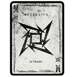 Metallica Standard Patch: Dealer (Loose)