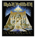 Iron Maiden Standard Patch: Powerslave (Packed)