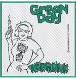 Green Day Standard Patch: Kerplunk (Packed)