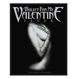 Bullet For My Valentine Standard Patch: Fever (Loose)