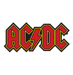 AC/DC Standard Patch: Logo Cut-out (Loose)