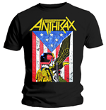 Anthrax Men's Tee: Dread Eagle