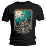A Perfect Circle Mens Tee: The Depths