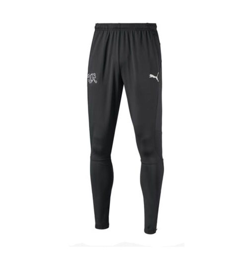2018-2019 Switzerland Puma Training Pants (Black)