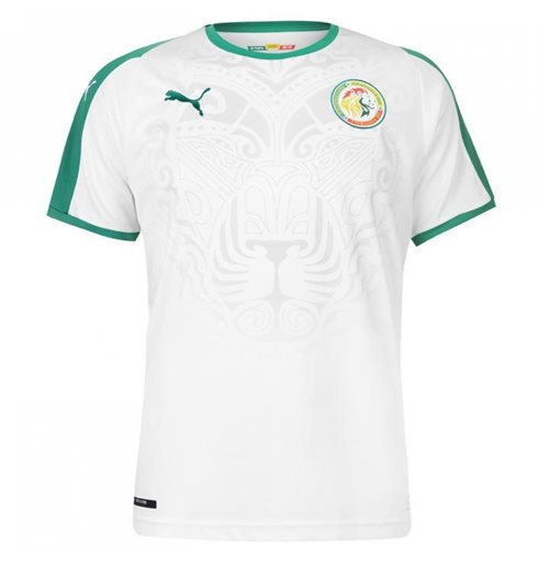 2018-2019 Senegal Home Puma Football Shirt