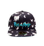 Rick & Morty - Cats AOP Snapback