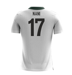 2018-2019 Portugal Airo Concept Away Shirt (Nani 17) - Kids