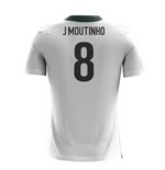 2018-2019 Portugal Airo Concept Away Shirt (J Moutinho 8)