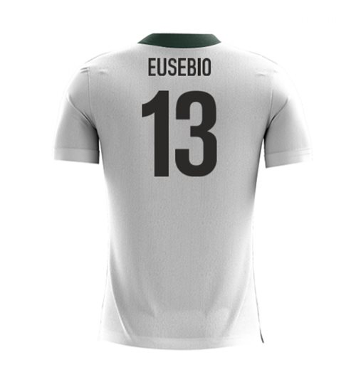 2018-2019 Portugal Airo Concept Away Shirt (Eusebio 13) - Kids