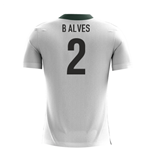 2018-2019 Portugal Airo Concept Away Shirt (B Alves 2) - Kids