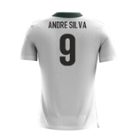 2018-2019 Portugal Airo Concept Away Shirt (Andre Silva 9) - Kids