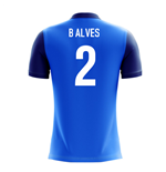 2018-2019 Portugal Airo Concept 3rd Shirt (B Alves 2) - Kids
