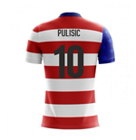 2018-19 USA Airo Concept Home Shirt (Pulisic 10)