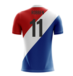 2018-19 Holland Airo Concept Third Shirt (Robben 11)