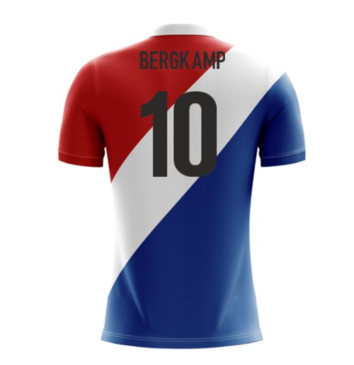 2018-19 Holland Airo Concept Third Shirt (Bergkamp 10)