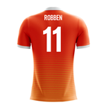 2018-19 Holland Airo Concept Home Shirt (Robben 11) - Kids