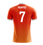 2018-19 Holland Airo Concept Home Shirt (Memphis 7)