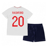 2018-2019 England Home Nike Baby Kit (Rashford 19)